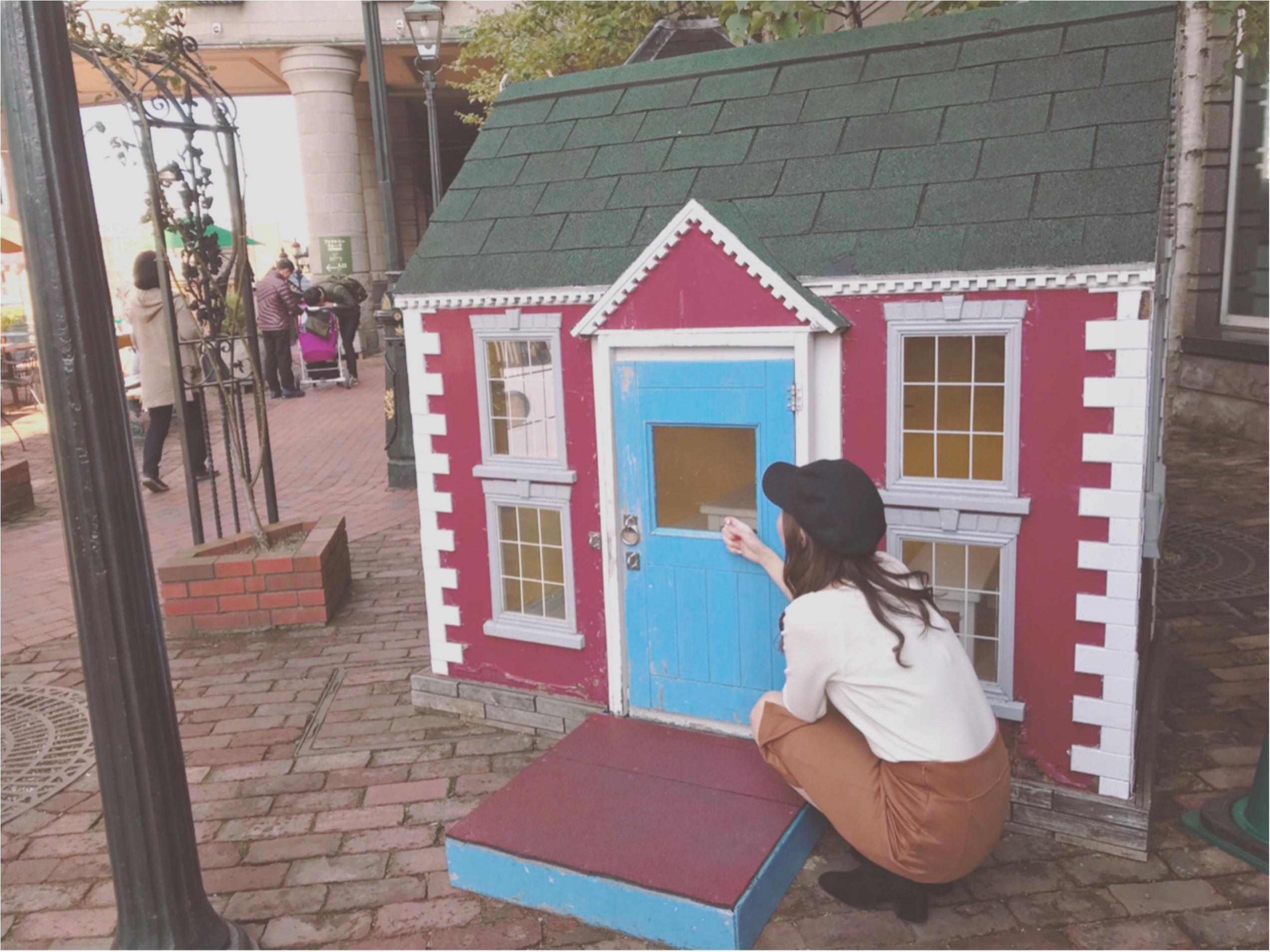 北海道旅行♡白い恋人パークがフォトジェニックで可愛い♡_2