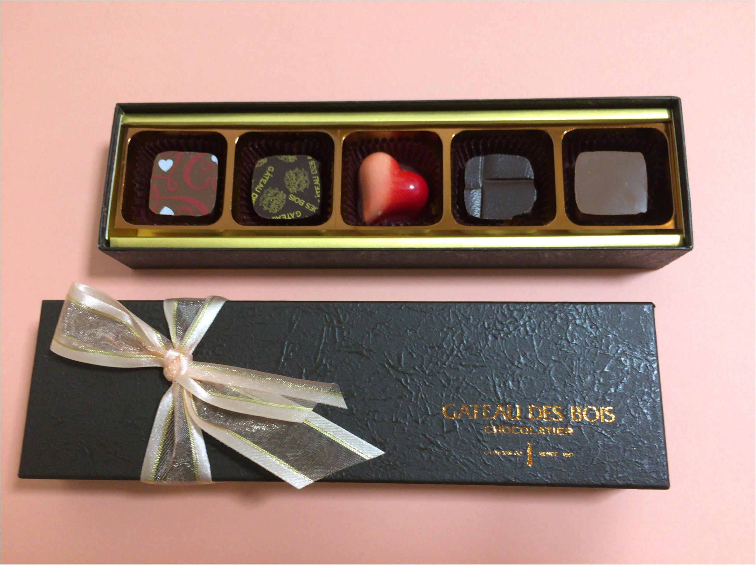 来年の参考に!私が食べた《可愛い・美味しい・フォトジェニック》なValentineチョコ3選♡_2