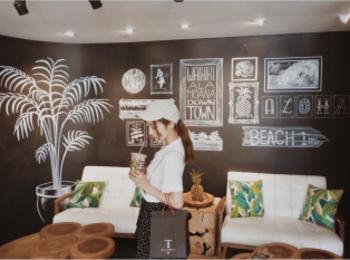 【Hawaii】おすすめ隠れ家カフェをご紹介します!!美味しいワッフルと内装が可愛いすぎる♡♡インスタ映えするフォトスペースも!?