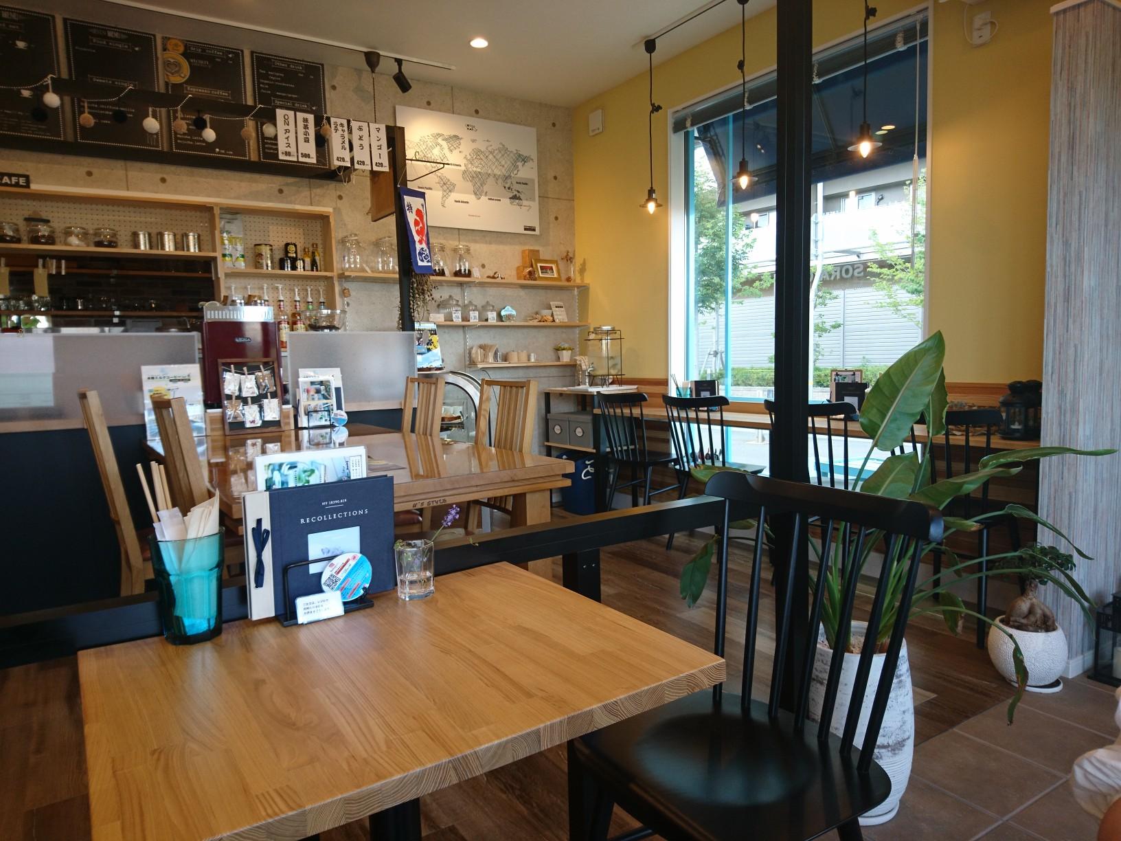 ≪兵庫県・宝塚≫武庫川を眺める週末限定カフェ【SORA CAFE】_2