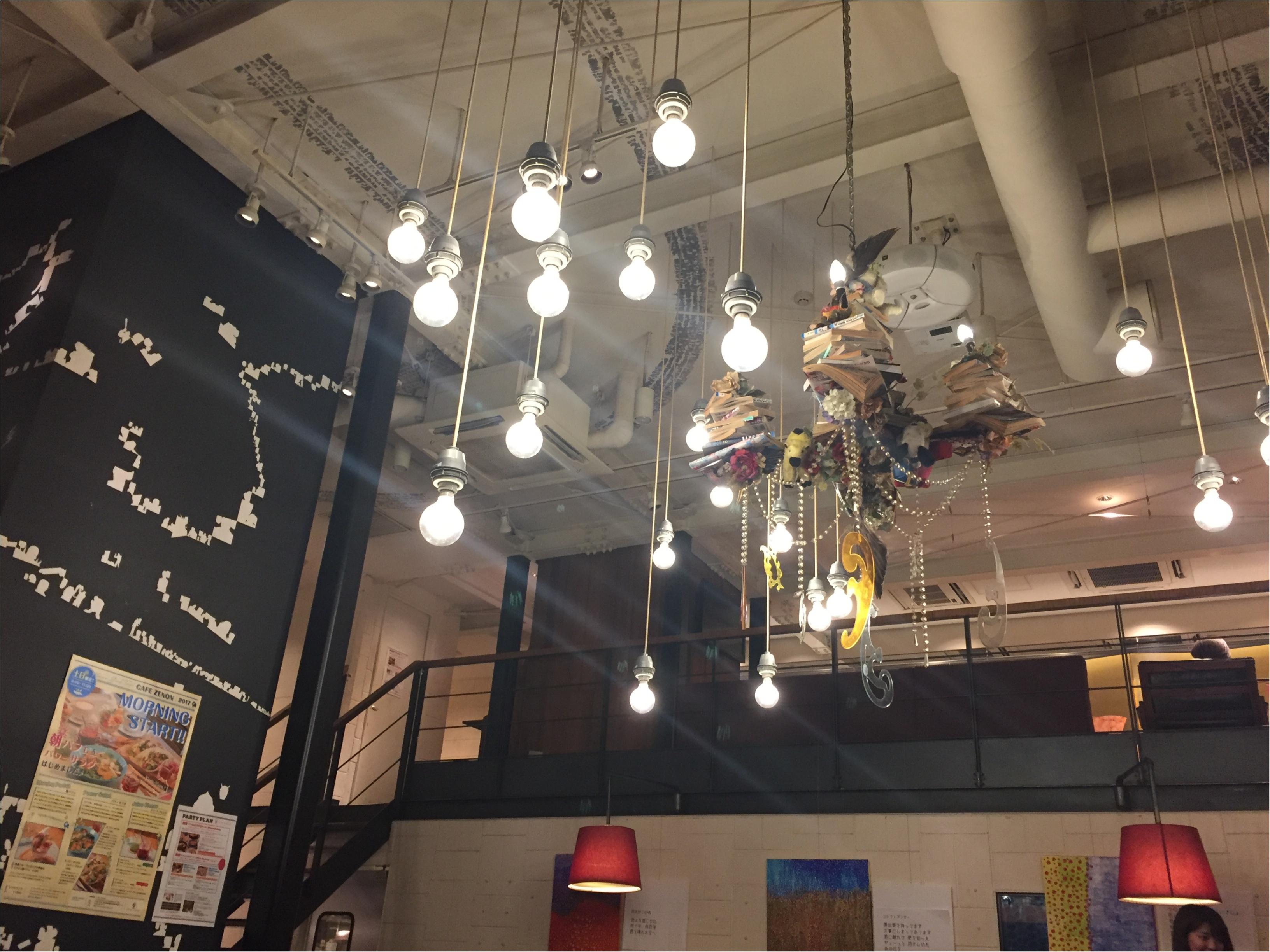 【吉祥寺/CAFE】漫画×アート×カフェ? 個性的な空間が生み出す居心地の良さおすすめです!_2
