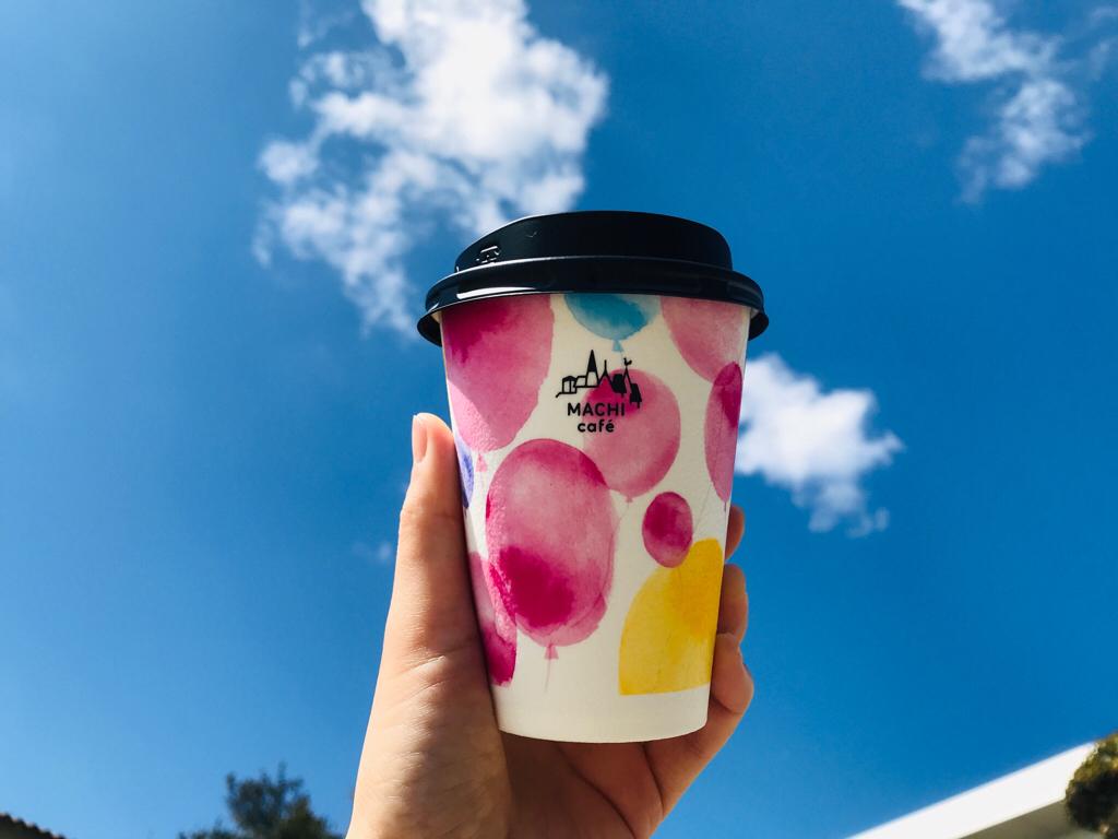 【マチカフェ】カフェラテも春仕様に♪期間限定《春デザインカップ》が可愛いすぎる♡_3