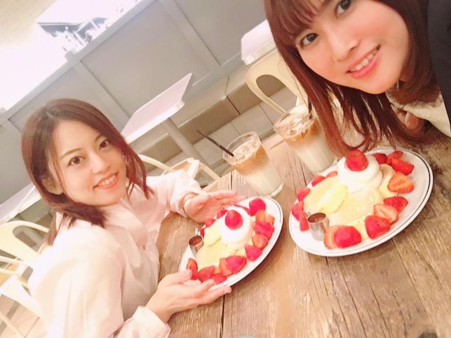 ふわふわ&もちもち♡FLIPPER'S(フリッパーズ)の期間限定いちごパンケーキ_3