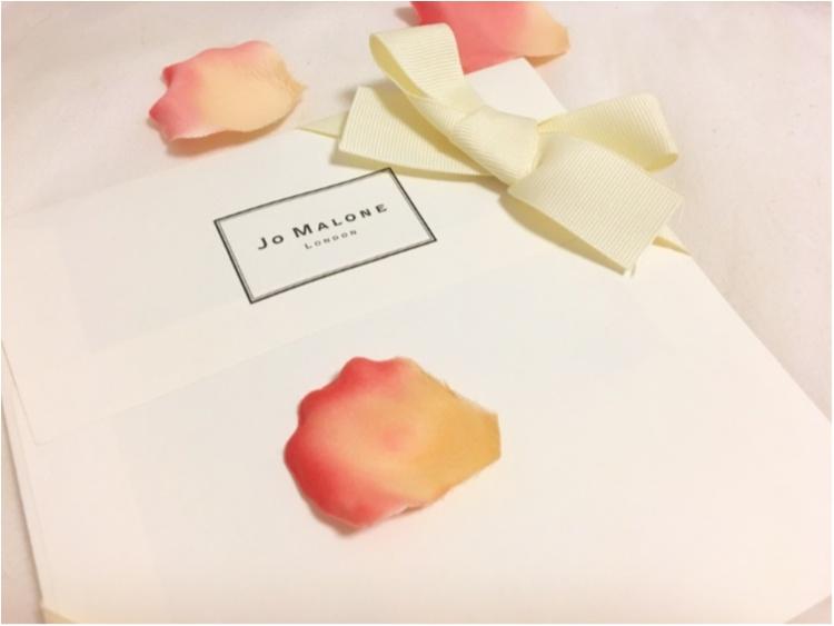 【JO MALONE LONDON(ジョー マローン ロンドン)】「結婚式を香りで演出」とは?_1