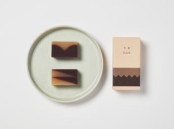 「無印良品 銀座」と和菓子屋『とらや』が共同開発! 3種類の羊羹が数量限定で登場