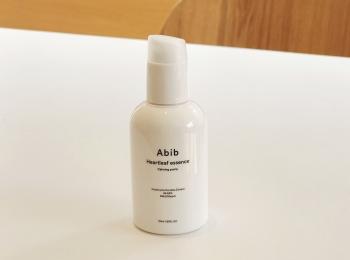 【ソウル発信!韓国コスメ잇템 #4】肌トラブルは『Abib』のドクダミ美容液におまかせ