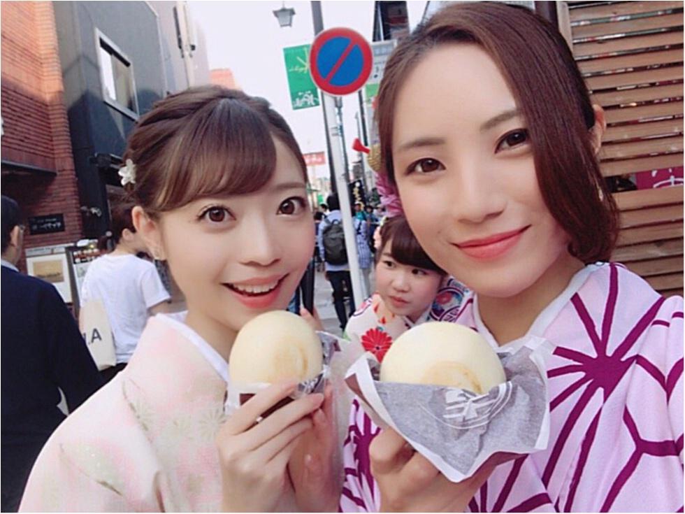 【着物でフォトジェニック!】『今の季節にオススメな』鎌倉で食べ歩きしたい方必見!ご紹介します♡_9