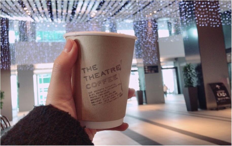 ラテアート世界選手権で入賞したバリスタが在籍する《THE THEATRE COFFEE 》★渋谷でひと息つくのにピッタリの【コーヒースタンド】_4