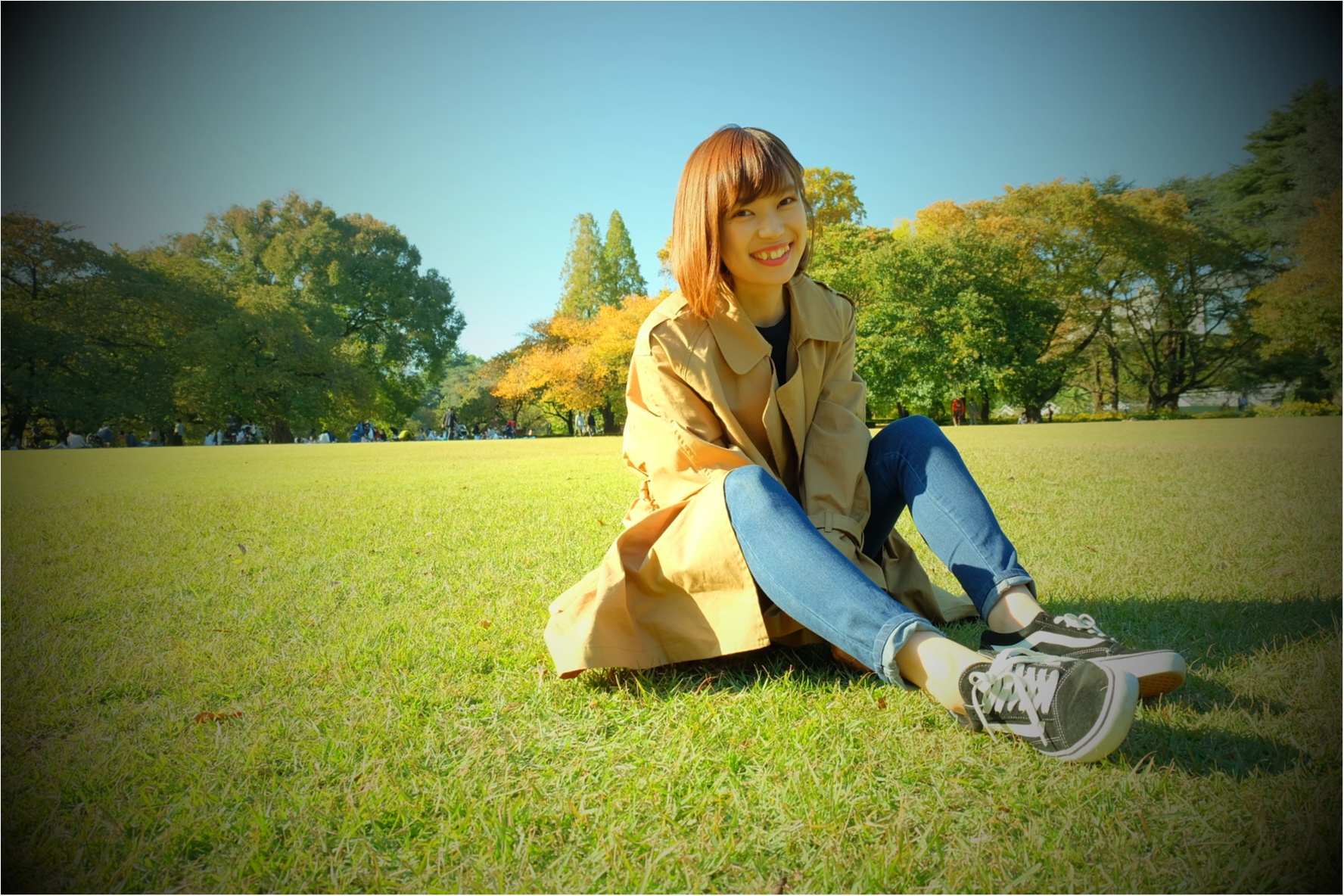 東京でも絶景の紅葉が!《新宿御苑》で秋が始められますよ〜!!フォトスポット&コーディネートも合わせてご紹介!_9