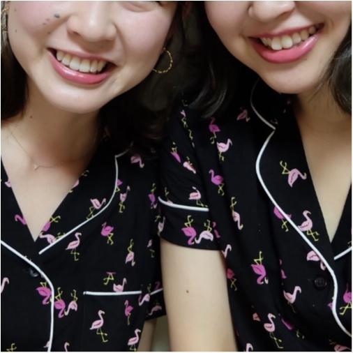 インスタ映えする《GUパジャマ》で可愛い女子会しちゃおう♡_1