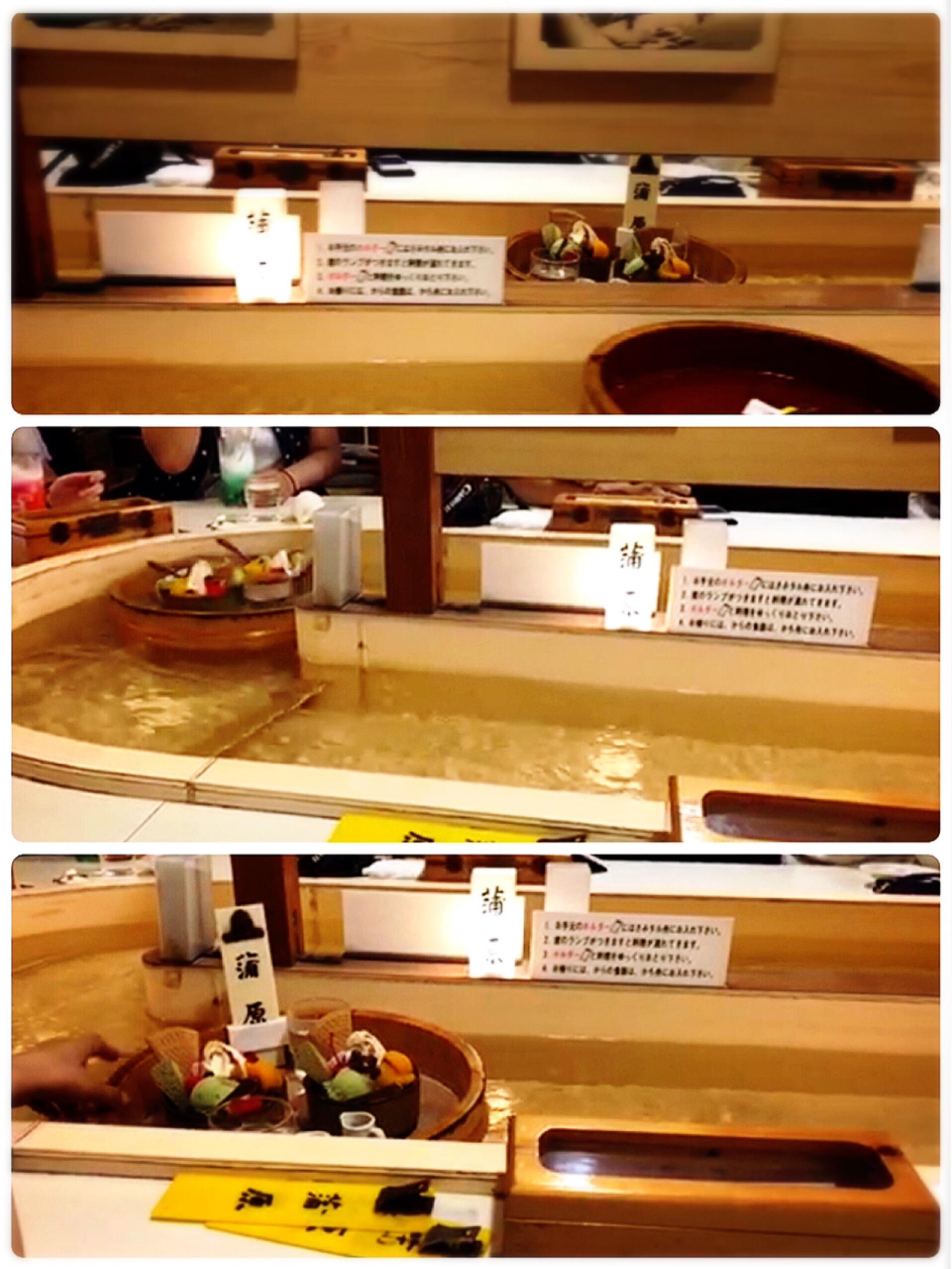 【静岡・沼津】店内に川…⁉︎デザートやドリンクが浮かんで流れる❁流れる喫茶店《どんぐり》_7