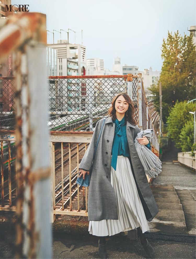 【2020】冬のオフィスカジュアル特集 - ユニクロなど20代女性におすすめの人気ブランドの最新コーデまとめ_56