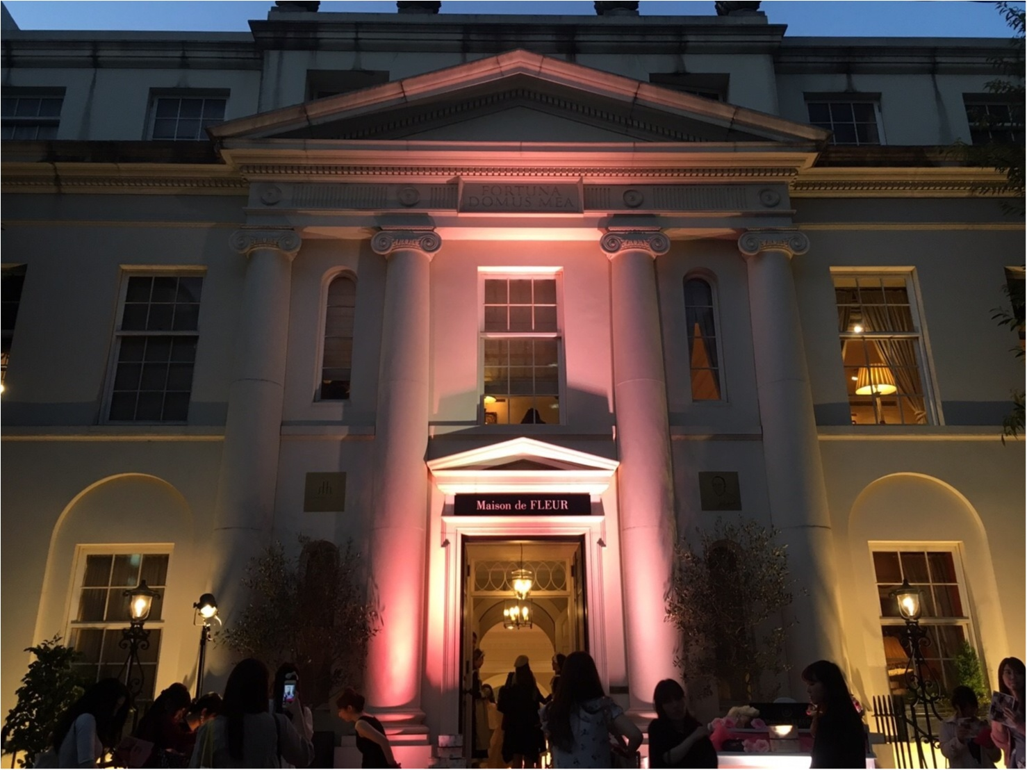 《Maison de FLEUR 4th Birthday Party.》メゾンドフルールの4周年パーティ♡私達、このピンクの世界を愛してる!♡♡_4