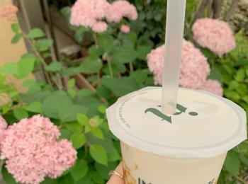 《日本初上陸‼︎のタピオカ❤️》【東京•自由が丘】印茶に行ってきました☻