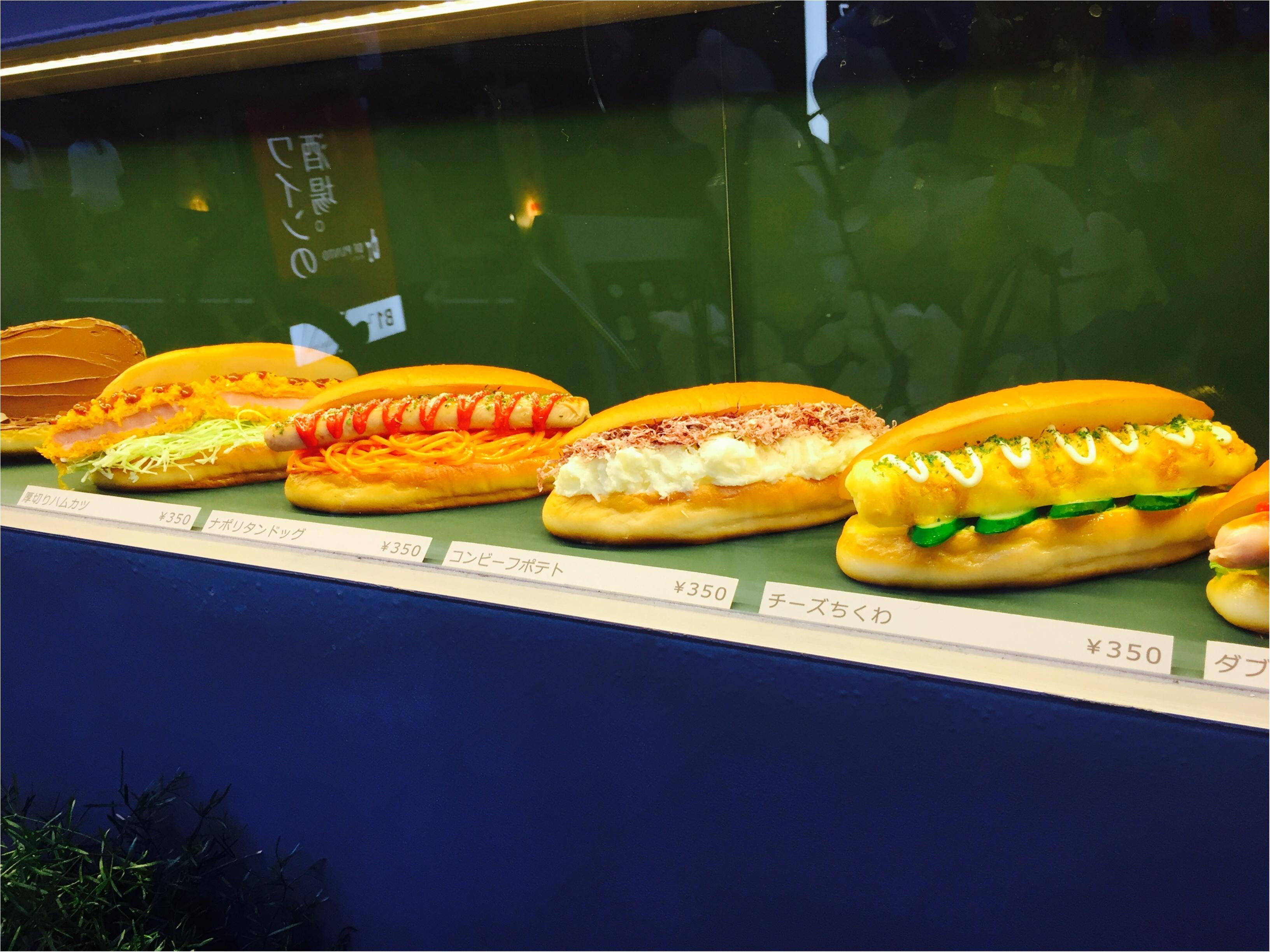 ♡パン好きの方必見!!作りたてが食べれるコッペパン専門店とは??♡_3