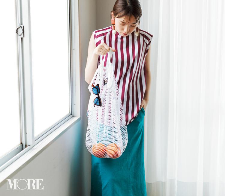 夏のトレンドバッグ特集《2019年版》- PVCバッグやかごバッグなど夏に人気のバッグまとめ_41