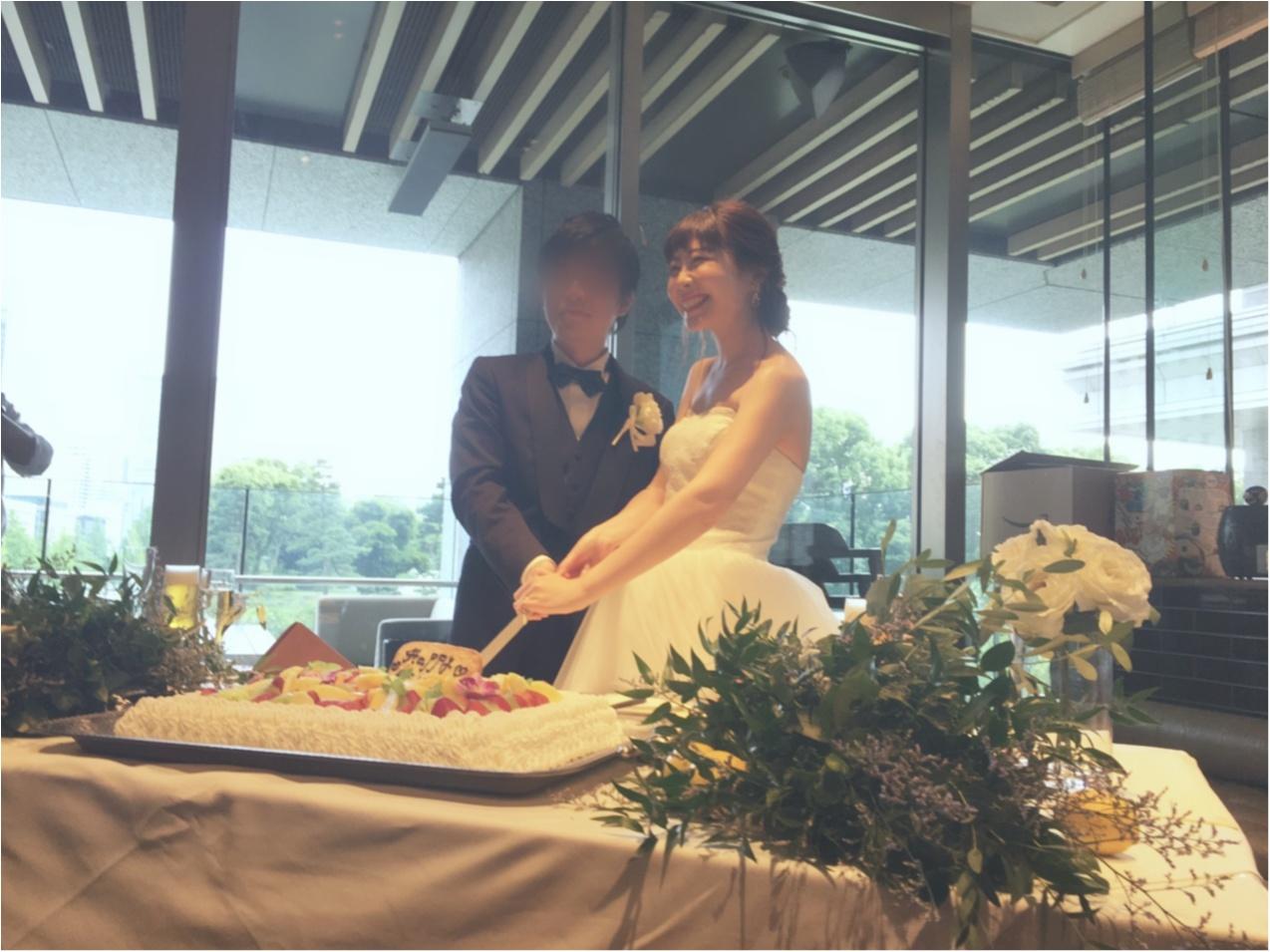 【二次会】MOREインフルエンサーNo.600 asuちゃんの結婚式レポ❤︎_3