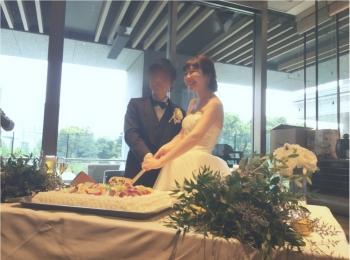 【二次会】MOREインフルエンサーNo.600 asuちゃんの結婚式レポ❤︎