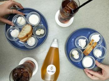 チーズ&クリームおかわり自由♡タカナシ乳業「タカナシミルクレストラン」in みなとみらい