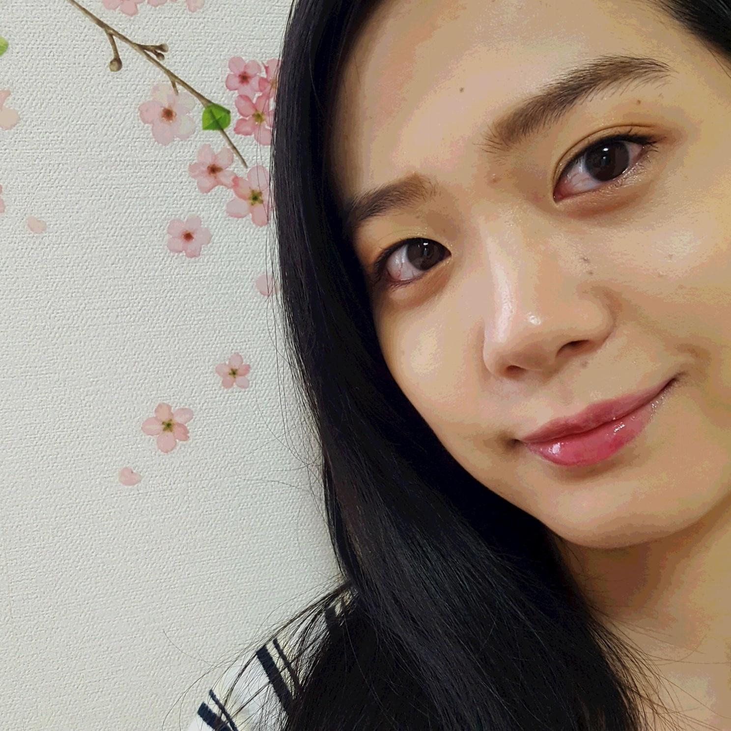 エスプリーク・限定アイカラー で春メイク【カフェ巡り編】♡_3