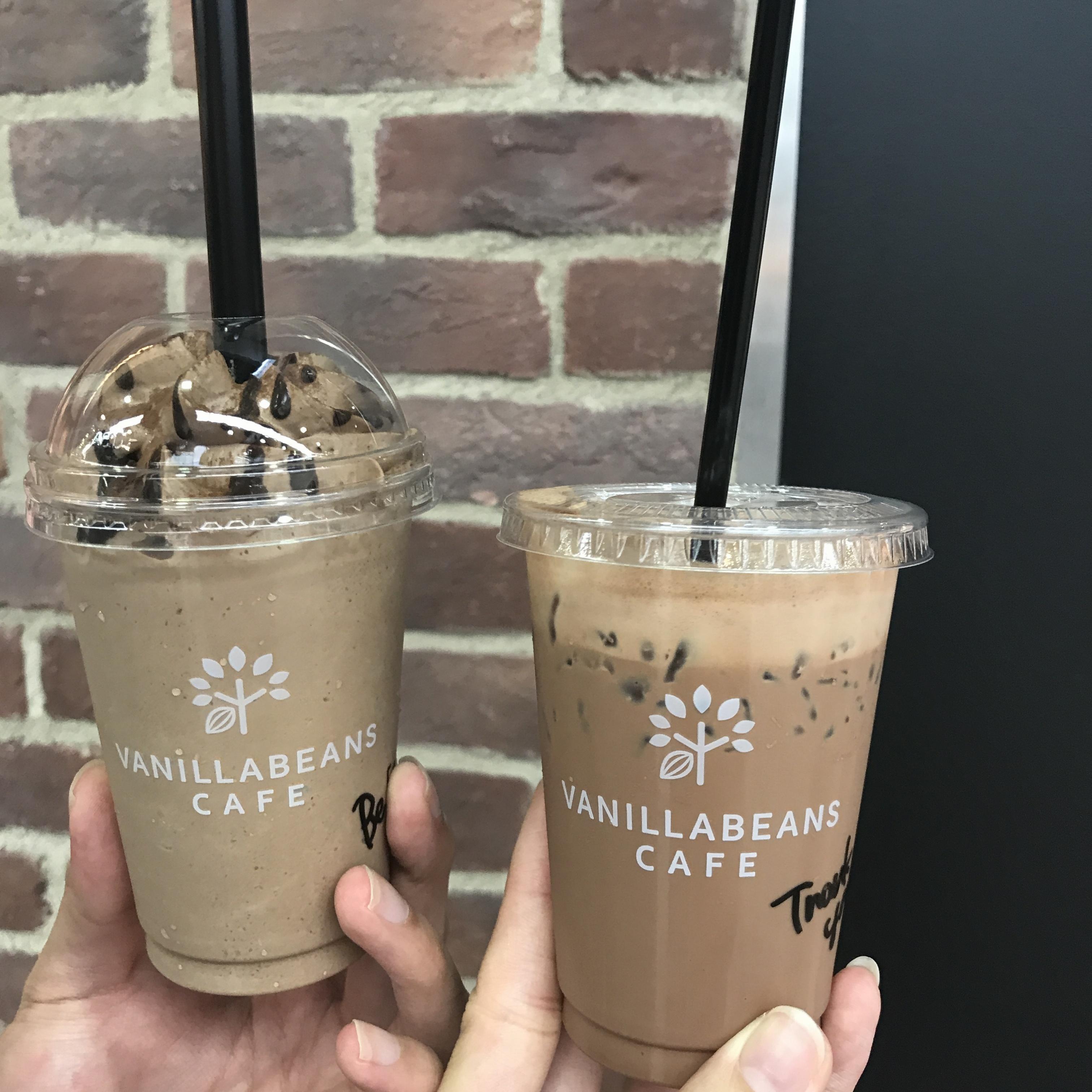 【VANILLA BEANS CAFE】川崎 チョコレートドリンク_3