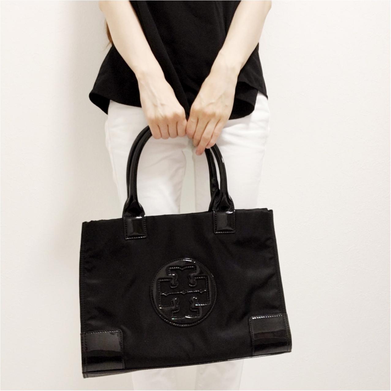 お仕事バッグ♡ シンプルでかわいいバッグ買っちゃいました ♡_1