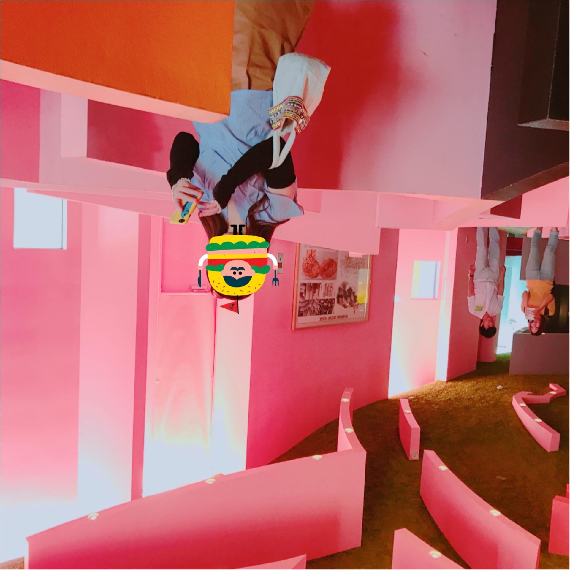 ★写真好きは必見!東海地区で遊ぶなら、トリックがいっぱい、岐阜県『養老天命反転地』で不思議写真体験がオススメ★_4