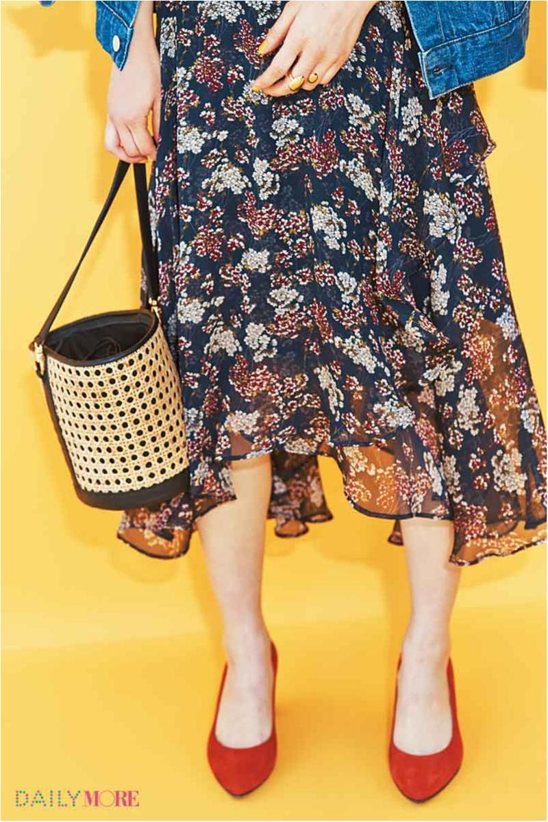 あなたのスカート、イタイ花柄になってない?【大人の花柄スカートを見分ける4つのポイント】_2