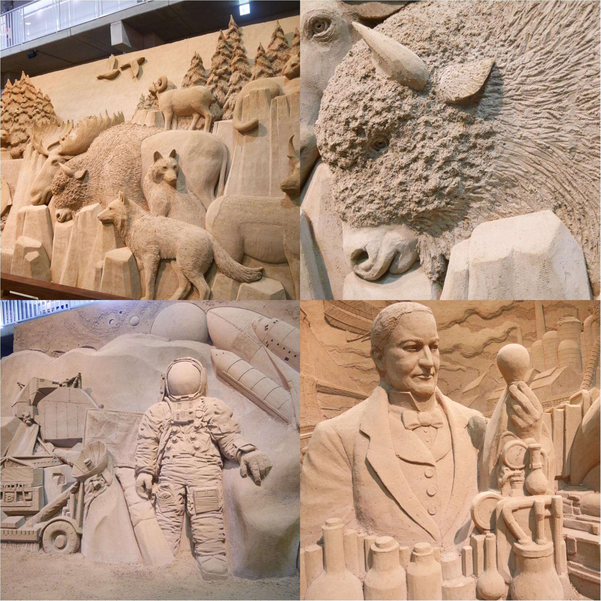 [島根・鳥取旅行④]鳥取砂丘&砂の博物館に行って来ました!_4