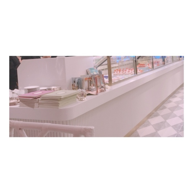 Laduree アフタヌーンティ♡_4