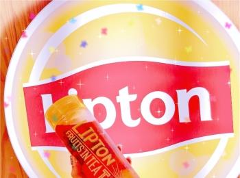 行って来ました♡大人気のLipton Fruits in tea