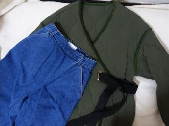 《STUDIOUS×田中亜希子さん》可愛すぎるコラボ商品が思った以上にあったかすぎる!この冬ヘビロテ決定の上着とボトム!