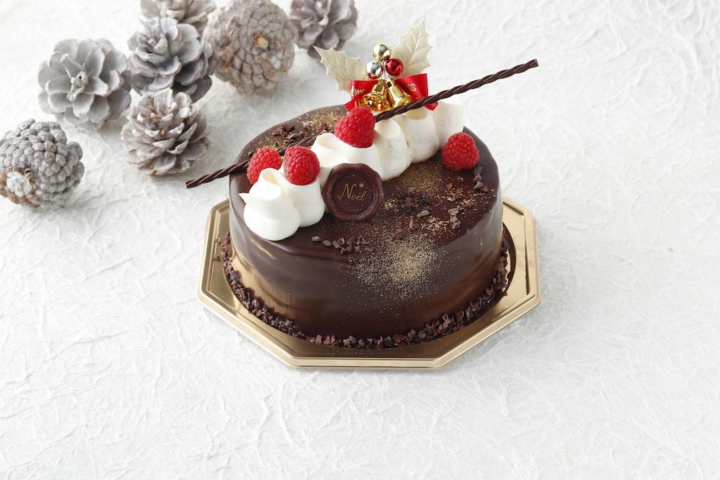 定番のクリスマスケーキこそ、ホテルメイドのリッチさがほしい♡ 『ウェスティンホテル東京』のクオリティを味わって!_1_2