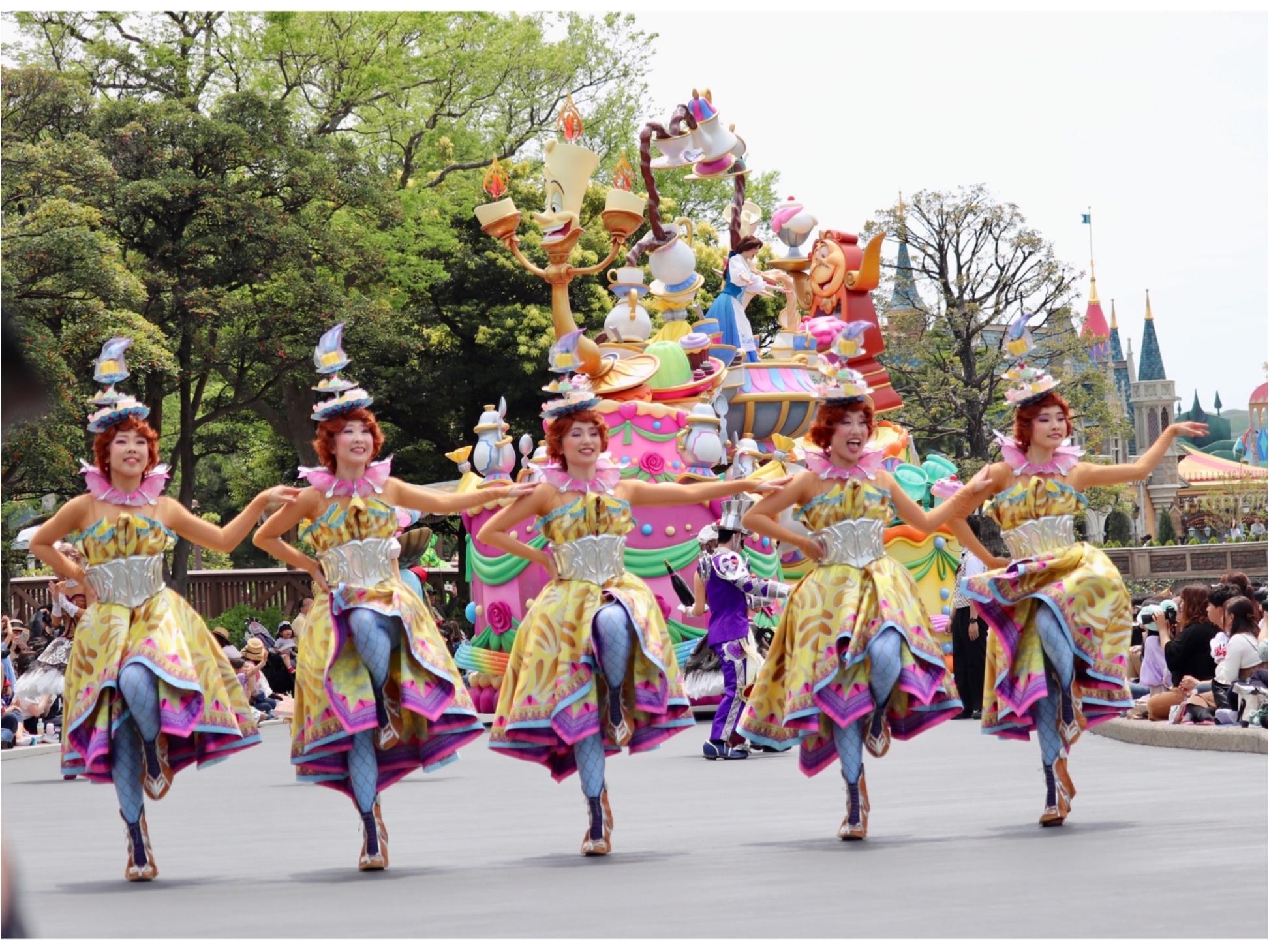 ▷【東京ディズニーランド35周年】Newパレード「ドリーミング・アップ!」がとにかく凄い!!_16