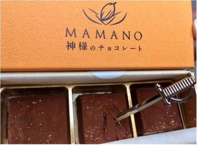 わお!【最高級チョコ専門店】神様のチョコレートに出会った〜〜〜_3