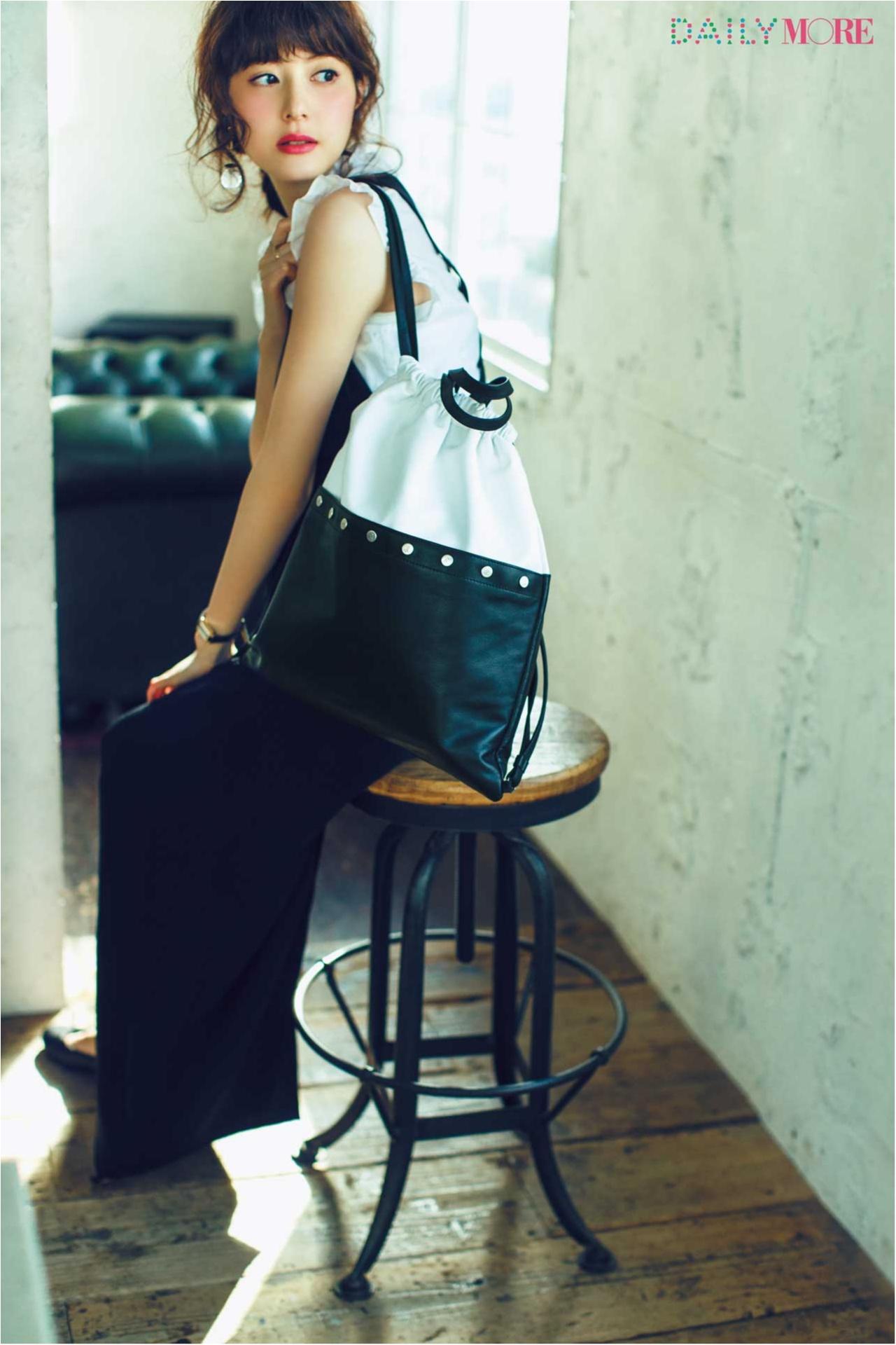 【創刊40周年記念プレゼント 第2弾】「アニエスベー ボヤージュ」の最新バッグ&財布 計40名様にプレゼント!__1