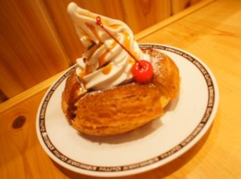 《今だけ❤️》コメダ珈琲の大人気!【シロノワールプリン】を食べてきました☻