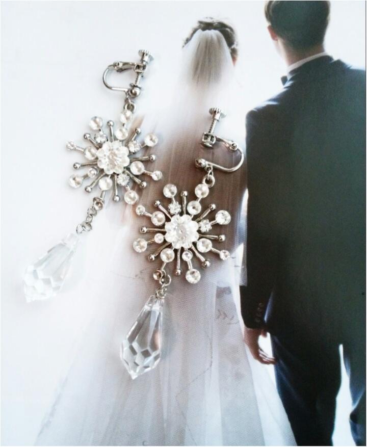 【花嫁DIY】BigDAYには、手作りアクセサリーを身につけたい!_1