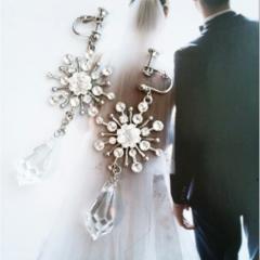 【花嫁DIY】BigDAYには、手作りアクセサリーを身につけたい!