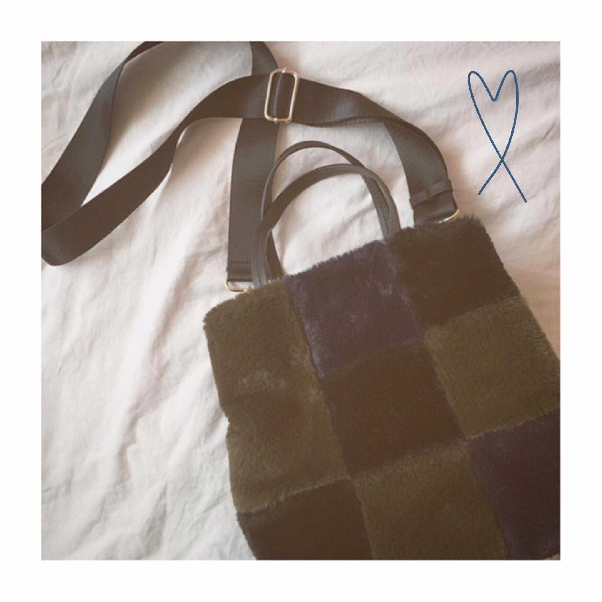 《ザラジョ必見❤️》褒められアイテム✌︎【ZARA】の2WAYファーバッグが高見えで可愛すぎる!_2
