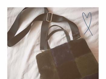 《ザラジョ必見❤️》褒められアイテム✌︎【ZARA】の2WAYファーバッグが高見えで可愛すぎる!