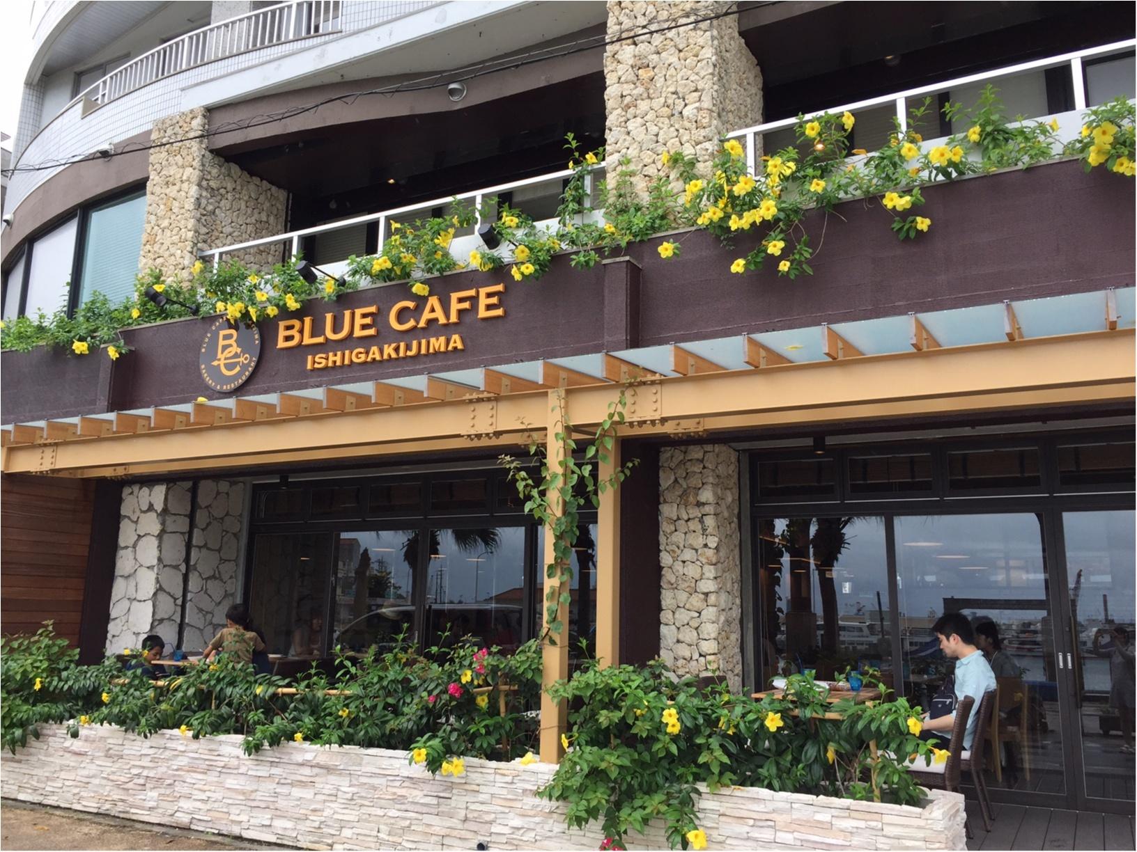 【沖縄離島の旅②】寄りたいお店がいっぱい♡石垣島のおすすめカフェ3選_6