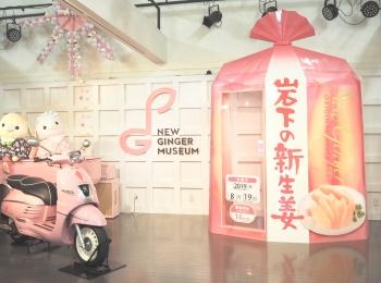 《栃木旅行》すべてが映え!?『岩下の新生姜ミュージアム』