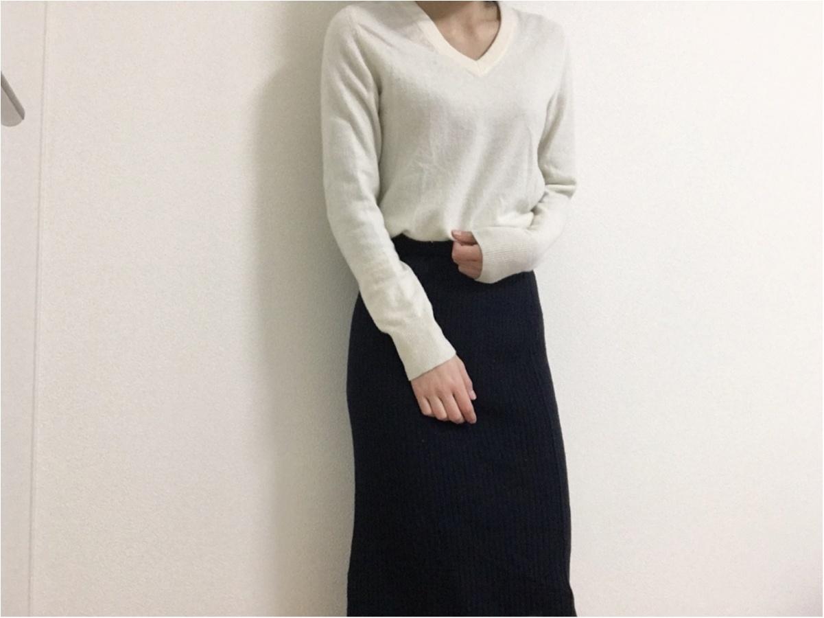 《ユニクロ感謝祭》カシミヤセーター買うなら2000円オフの今この時期がお買い時!!_3