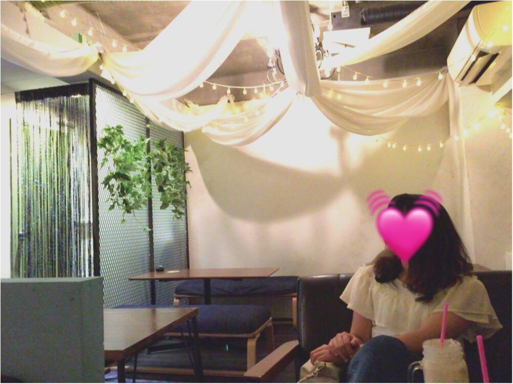 新宿のかわいいカフェ♡スイーツ♡紹介します!【カフェ巡り】_3