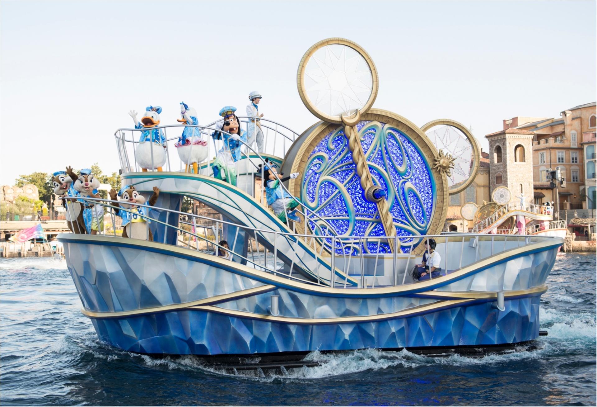 東京ディズニーシー15周年イベントにいってきました♪【ショー編】_6