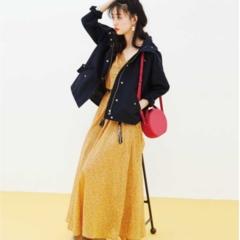 アウター トレンチ ジャケット 2018 ファッション 春 Photo Gallery