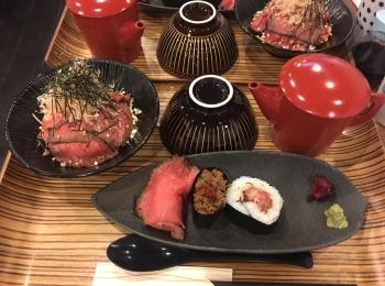 《京都グルメ女子旅》ランチなのにお昼には売り切れ!?『佰食屋』