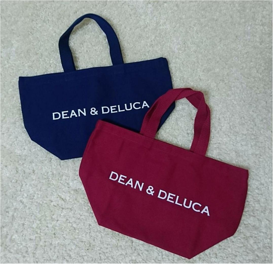 DEAN&DELUCAのチャリティートートがかわいい♡_1