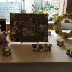 KKRホテル東京で結婚式♡
